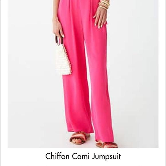 Forever 21 Dresses & Skirts - Chiffon jumpsuit